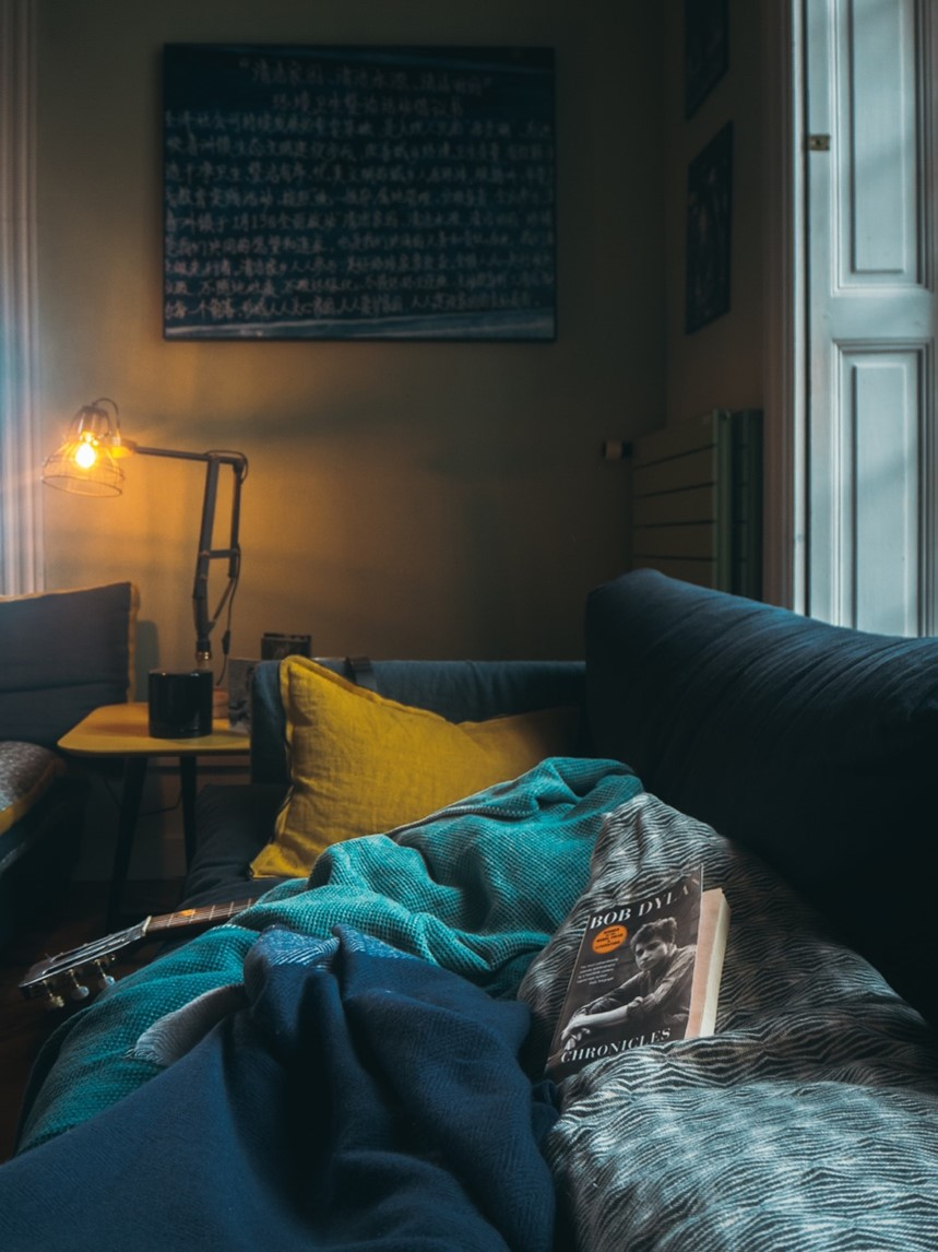 Tips för att dekorera ditt vardagsrum och sovrum